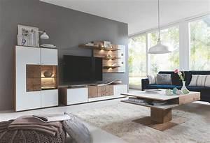 Moderne Möbel Wohnzimmer : hartmann caya wohnwand 24w lieferung frei haus m bel ~ Sanjose-hotels-ca.com Haus und Dekorationen