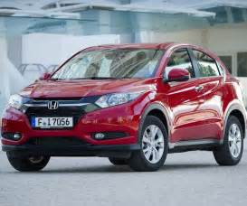 What Are The Dimensions Of The 2016 Honda Hr V Autos Post