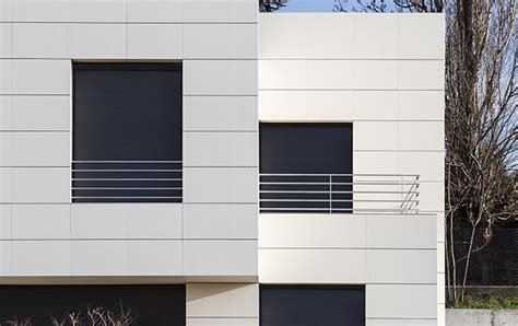Neolith Used To Clad Residential Buildings Can