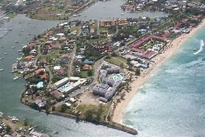 Rodney Bay Reduit Beach And The Marina Picture Of