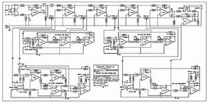 Layout Audio Parametric Equalizer