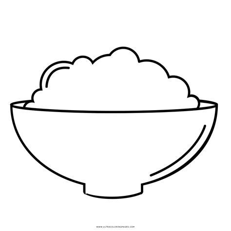 dibujo de arroz  colorear ultra coloring pages