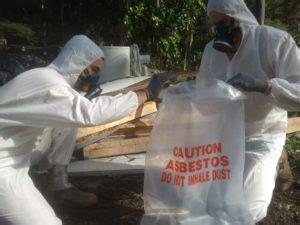 asbestos training consultation underway industrial
