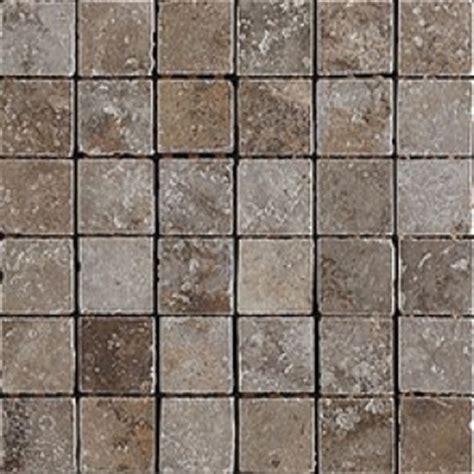 monocibec tile graal montsegur mosaic 2 quot x 2 quot porcelain tile mncgr mosmo22