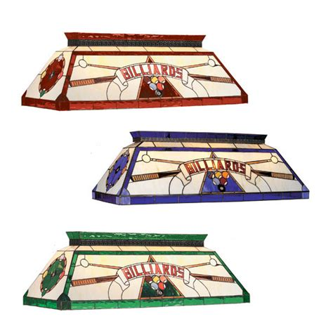 stained glass pool table light fixture stained glass billiard light iron blog