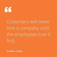 Recognize that ... Customer Impact Quotes