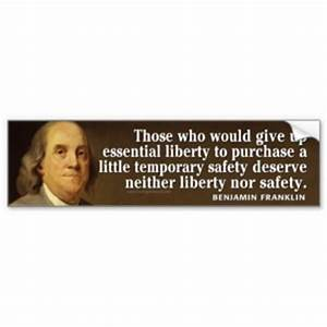 Quotes On Freed... Liberty Vs Freedom Quotes