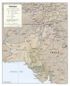 NationMaster - Maps of Pakistan (22 in total) Pakistan