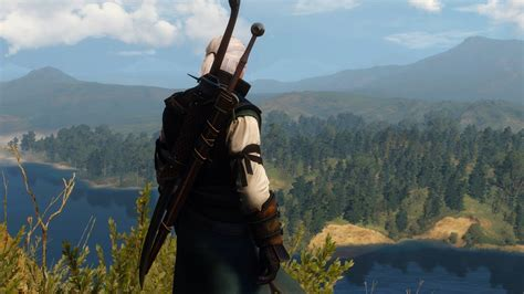 witcher   coming  ps home