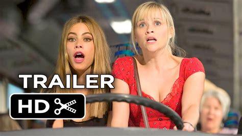 sofia vergara reese witherspoon movie hot pursuit official trailer 1 2015 sofia vergara