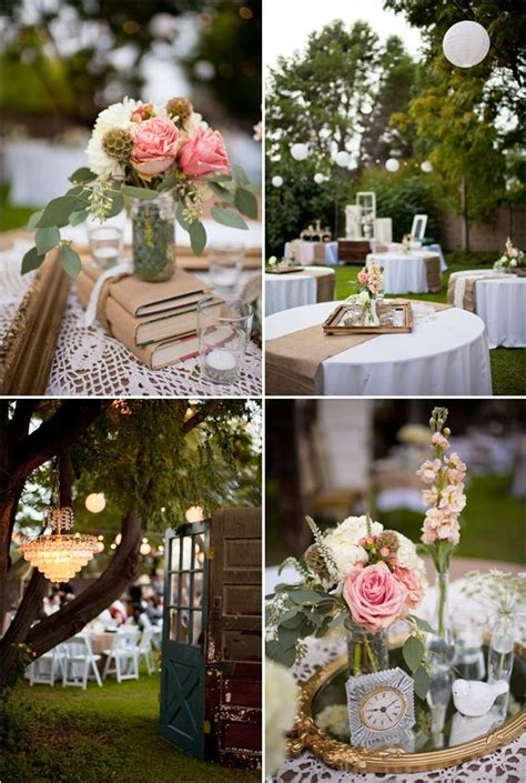shabby chic wedding decoration ideas shabby chic wedding wedding ideas
