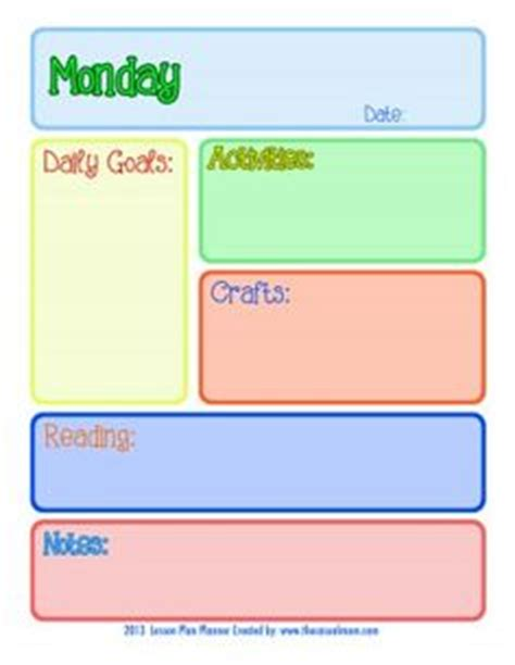 tn music lesson plan template 1000 ideas about toddler lesson plans on pinterest