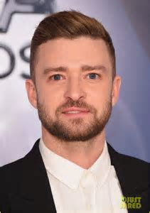 Justin Timberlake Arrives in Style for CMA Awards 2015