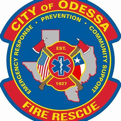 Odessa Tx Fire Rescue Firefighters Stations Chief