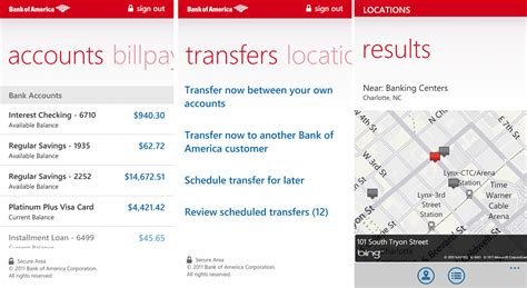 bank of america merchant check verification phone number official bank of america app is now live in the