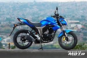 Suzuki Gixxer 150 2015  Con Toda Confianza  U2013 Revista Moto