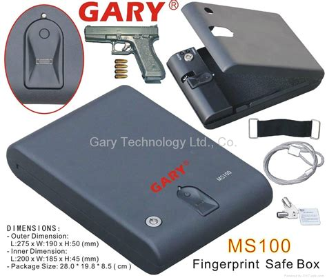 proof gun safes for sale portable biometric fingerprint car gun document safe box