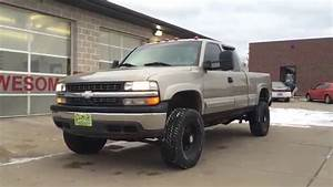 2000 Chevy 2500 4x4 Lifted - Sold
