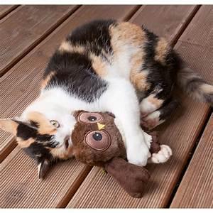 Balkonschutz Für Katzen : pl sch eule molly f r katzen von aum ller g nstig bestellen ~ Eleganceandgraceweddings.com Haus und Dekorationen