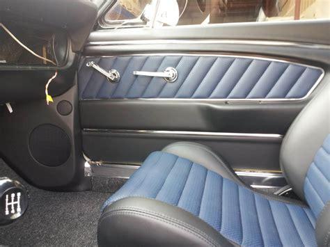 1966 Ford Mustang Fastback Gt 350 Custom Interior