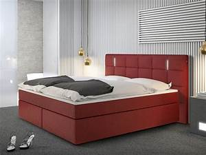 Ensemble Boxspring Complet BILBAO 2x80x200cm 3 Coloris