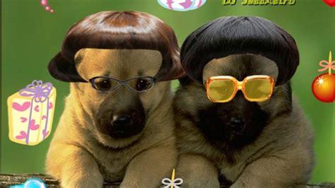 micky maus wunderhaus dog barking happy birthday hund