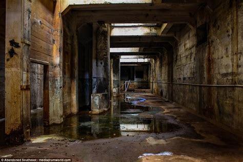 show abandoned georgia power plant  asbestos