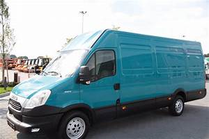 Iveco Daily 35s13 : used iveco daily 35s13 delivery van panel vans year 2013 price 10 563 for sale mascus usa ~ Gottalentnigeria.com Avis de Voitures