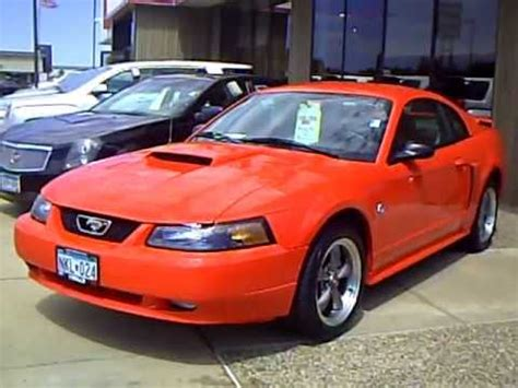 ford mustang gt  anniversary edition  youtube