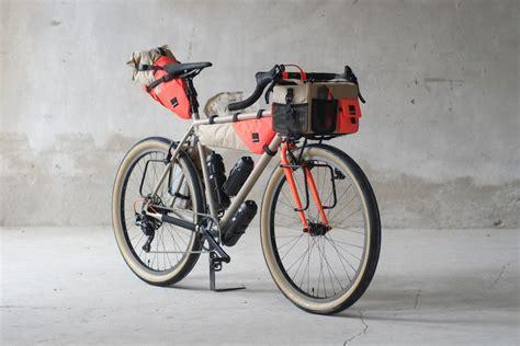 fern fahrraeder chuck touring bike  coolector