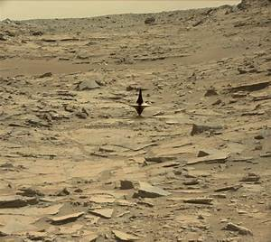 8 unexplained images sent back by the Mars Curiosity Rover ...