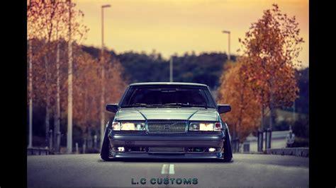 Volvo 960 // Drift Stuk // Wallpaper // 4k