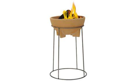 Denk Keramik Feuerschale by Set Feuerschale Mit St 228 Nder Denk Keramik