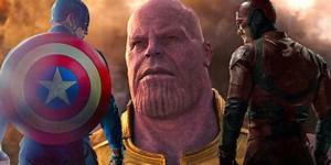 Infinity War Trailer Dashes Crossover Hopes?   Screen Rant