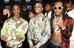 Migos And Chris Brown Reportedly Involved In Altercation