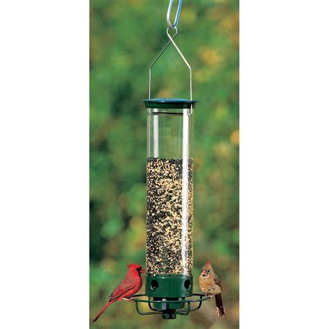 droll yankee bird feeders droll yankees 174 flipper squirrel proof bird feeder 163490