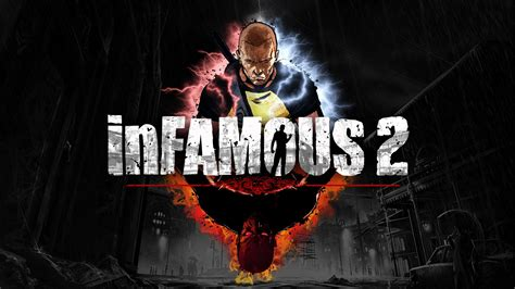 Infamous Wallpaper Hd Wallpapersafari