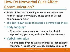Gestures And Nonverbal Communication | four functions of ...