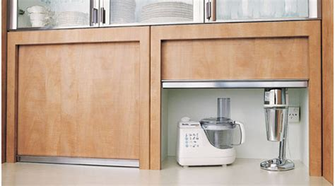 roller shutter doors kitchen cabinets tambour kitchen cabinet roller doors from kethy australia 7796