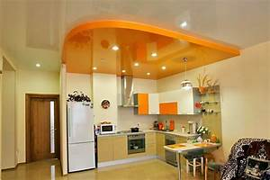 New trends for false ceiling designs for kitchen ceilings for Pop ceiling design for kitchen