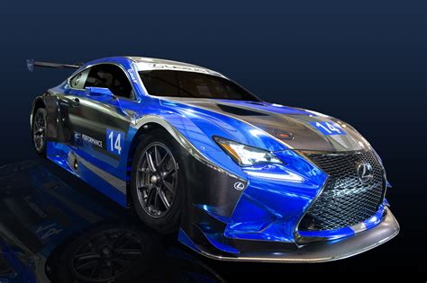 Lexus Rc F Gt by Lexus Fielding Rc F Based Gt Racecar To Compete In 2017