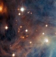 Hubble Space Telescope Orion Nebula