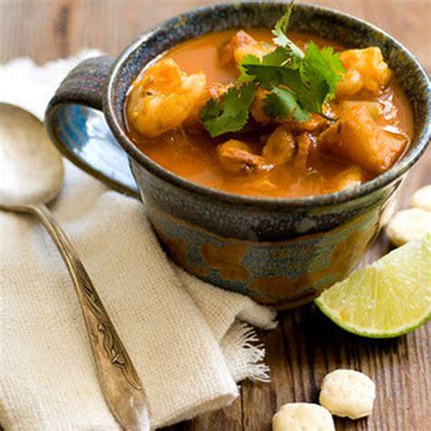 chowder seafood guajillo maine chiles chile recipes dried