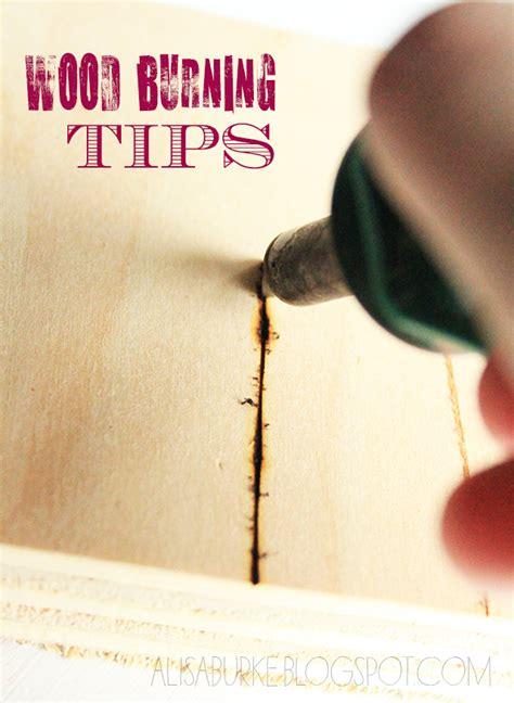 woodwork wood burning tip  plans