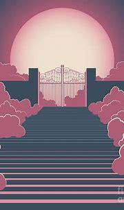 Heavens Gates Digital Art by Allan Swart