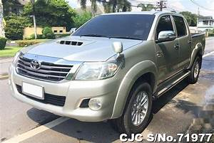 2012 Toyota Hilux Beige For Sale