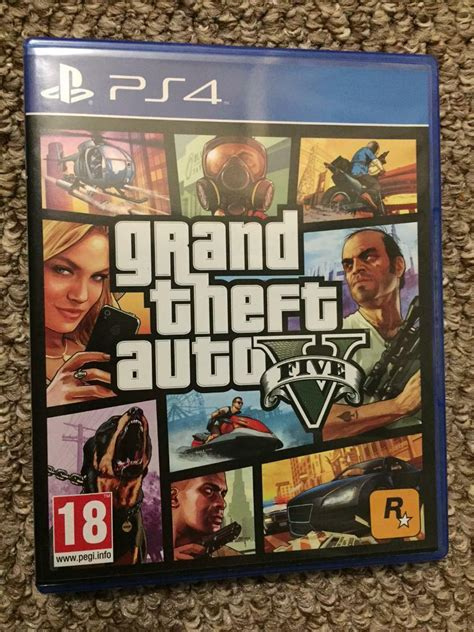 grand theft auto  gta  ps  hull east yorkshire