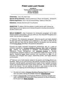 How To Write A Resume To Become A Officer by How To Write Catchy Resume Objectives And Cool Resume