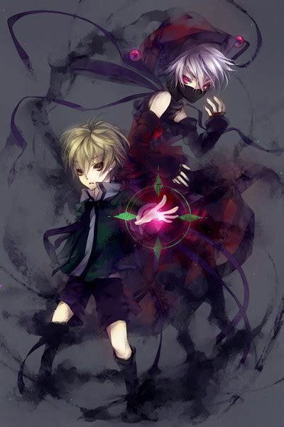 anime boy evil anime anime