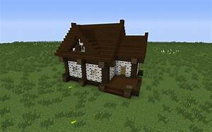 How To Make An A Frame House In Minecraft – House Plan 2017